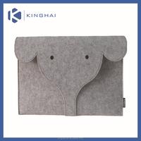 quilted laptop sleeve/laptop felt sleeve/sleeve for macbook