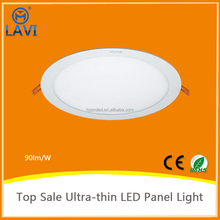 Competitive price 15w energy saving 8 inch round led panel light with 2 years warranty