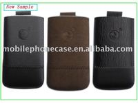 PU Leather mobile phone case for Lenovo S820