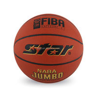 Classical hot sale Microfiber leather size 7 Star BB337 standard basketball