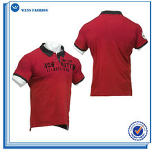 Customizable Casual Breathable Custom Logo Polo Shirts