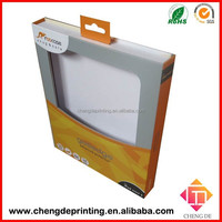 Packaging Box for iPad mini 3 case with hanger