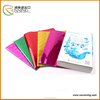 school supplies wholesale Paper PVC Fabric Stretchable plastic book cover