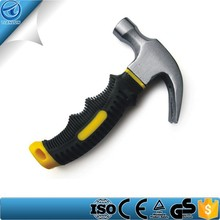 best selling lifesaving hand tools,claw hammer,housework claw hammer,safety hammer