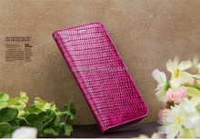 Wholesale price Fashion Croco Design Wallet Leather phone case for iphone