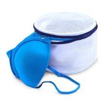 Trendy Mesh Bra Wash Bag For Women CT0009