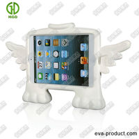 angel shape shockproof kid safe for ipad mini defender case