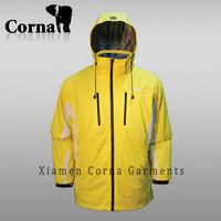 Made in china outdoor running 3 in 1 ski snow jacket men winter jacket