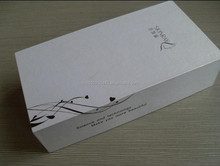 factory made high quality paper packaging box for cosmetic packaging