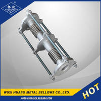 Yang bo stainless steel vertical expansion joints for one-way compensation