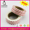 Colorful paper water proof tape for gifts and crafts WT-90