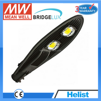 JIANGSU HELIST Aluminum Led Solar Street Light Price, Public Solar Street Light Syste