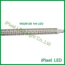 digital 5050smd rgb led strip light for outdoor display 144LEDs - 1m