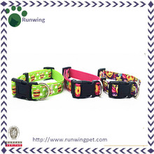 Exquisite Customized Small Dog Collar Set