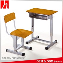 New Hot Recommended Height Adjustable Table Chair For School