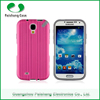 Competitive Price Armor Hybrid 2 in 1 dual layer case with stand function TPU+PC cace cover for Samsung Galaxy S4 combo case