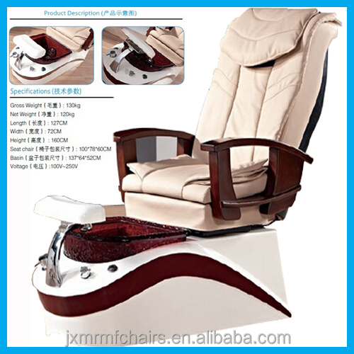 Beauty Massage Chairs Spa Pedicure Chairs For Sale JXS008A