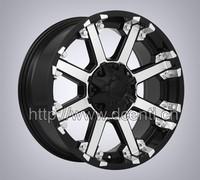 Popular design 15 - 20 inch negative offset alloy wheels