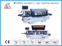 2015 MFGZ50x3Wood Machine Furniture/cabinets Edge Banding Machine With Fine Trimmer
