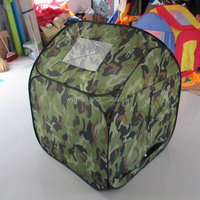 Good quality professional kids tent house pop up screen house