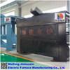 500KG SCR Crucible Melting Furnace With Hydraulic Tilting