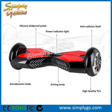 "(Super hot) 6.5"" Kong kim foot scooter, self balancing air wheel scooter, smart board scooter"