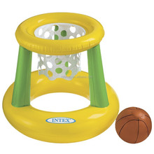 High quality PVC inflatable Floating Hoop Game