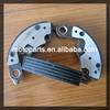 High quality motorcycle brake shoes