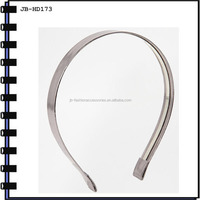 2014 New Fashion Hair Accessories Metal Head band Wrapped With Leather