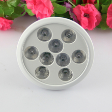 Hgydroponic Indoor Greenhouse Plant Use Veg Tomato Madical Plant Grow Lights Full Spectrum Par30 Led Grow Light