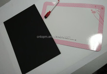 new high quality magnetic whiteboard that cooper paper and soft magnet sheet for materials