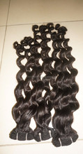 Body wavy/ Curly/ Kinky curly Vietnamese raw virgin remy human hair extension super grade AA