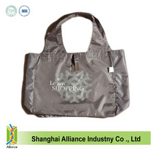 OEM welcomed 2015 new fashion flexible tote shopping bag