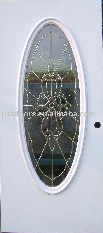 15 lite glass insert steel door exterior glass door for 15 lite glass door