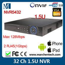 dahua NVR5432 32 Channel 1.5U Network Video Recorder in stock