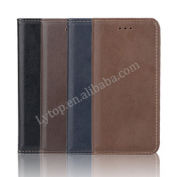 Genuine leather case for iPhone 6S, for apple iphone 6S genuine leather case wallet