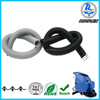 steel wire reinforced spring pvc hose pipe for air supply