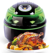 air fryer oil free cooking 10.5-QT/10-Litre Health Turbo Air Fryer Multi Grill Oven 6 in 1 1200W with UL certificate
