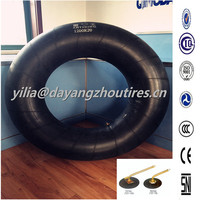 1200R20 butyl inner tire tube with high quality