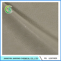 100% PU Synthetic Leather Fabric Wholesale