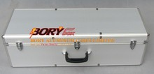 Large Heavy duty mutilfunction gun tool aluminum storage equipment cases