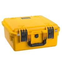 waterproof camera case with customed eva foam
