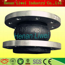 DN80 single sphere rubber expansion coupling