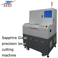 Camera Lens / Glass precision laser cutting machine with high accuracy