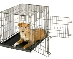 Pet Cages, Carriers & Houses Type and Cages Cage, Carrier & House Type aluminum folding dog cage