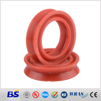 Strong bonded flexitalic gasket CR and S.S good price for China