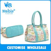 WEIBIN shopping bag WB-8001 wholesale fashion bags handbags women 2015