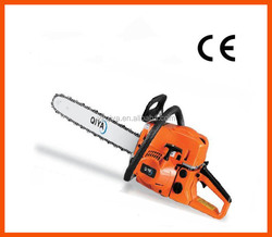Professional easy starter 52cc chain saw / chainsaw from manufacturer