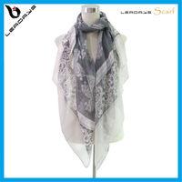 flower printed latest design fashion hijab