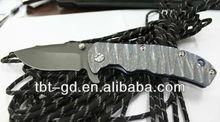 Livraison gratuite Kizer couteaux Ki401B2 haut de gamme couteaux de poche, S35vn ( Ti - Coated ) lame
